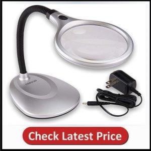 Carson DeskBrite200 LED Lighted