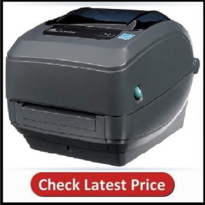 Zebra GX430T Shipping Label Maker