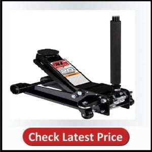 Arcan 2 Ton Low Profile Quick Rise Steel Floor Jack XL20