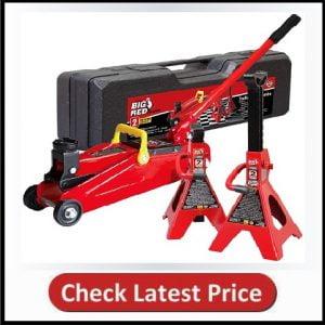 BIG RED T82001S Torin Hydraulic Trolley ServiceFloor Jack