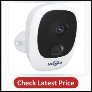 Hiseeu Home Security Camera, Wireless wifi Camera