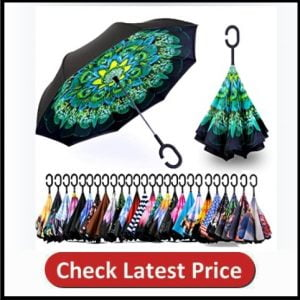 Spar. Saa Double Layer Inverted Umbrella