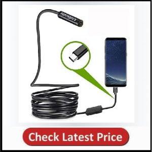 USB Snake Inspection Camera