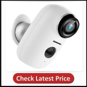 Wireless Rechargeable Battery Powered wifi Camera, Home Security Camera