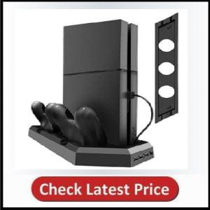 Kootek Vertical Stand for PS4 Slim