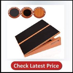 LEQUDUO Wooden Slant Board