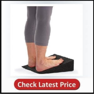 OPTP Slant Foam Incline Slant Boards for Calf, Ankle and Foot Stretching
