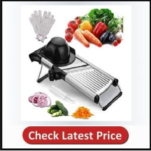 Mandoline Slicer Vegetable Potato Slicer