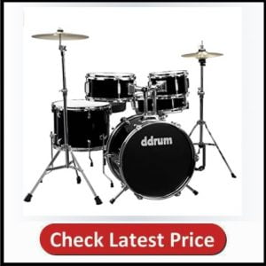 ddrum D1 Junior Complete Drum Set