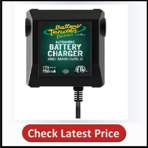 Battery Tender 12 Volt Automatic Battery Charger