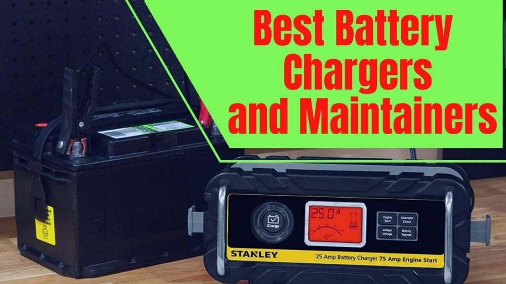Best Battery Chargers and Maintainers