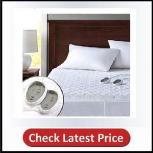 Degrees of Comfort Dual Control Heated Mattress Pad