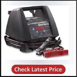 DieHard 12V Platinum Shelf Battery Charger
