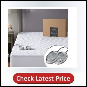 Premium Mattress Heating Pad California King Size