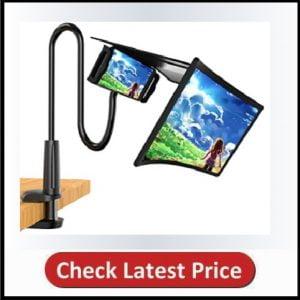 12 3D Phone Screen Magnifier