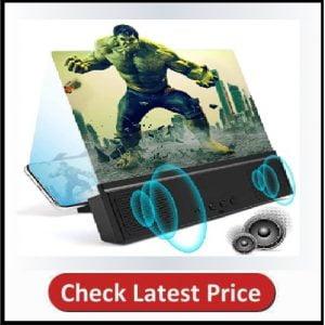 3D Phone Screen Magnifier