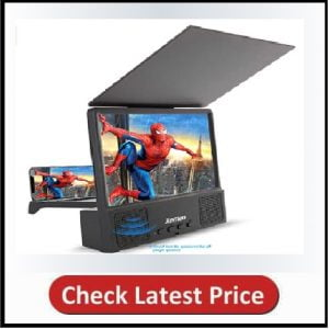 8 inches Screen Magnifier