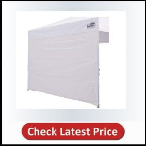 Eurmax Instant Sidewall (10x10) Pop up Canopy