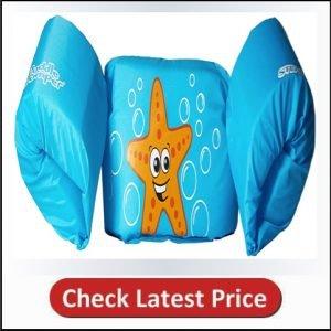 Coleman Life Stearns Original Puddle Jumper Kids Jacket Vest Children Water flotation device