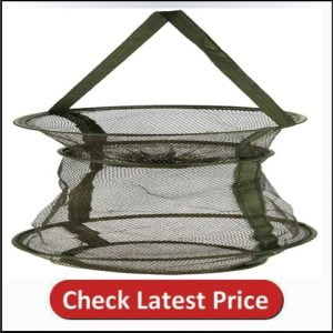 Outamateur Bottle-Shaped Collapsible Mesh Fishing Cage