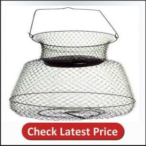 South Bend Floating Wire Fish Basket
