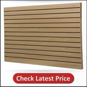 "FixtureDisplays Slatwall Panel Retail Store Display Garage Tool Organizer Cloth Literature 24X40"" 11709-1-NEW-NF No"