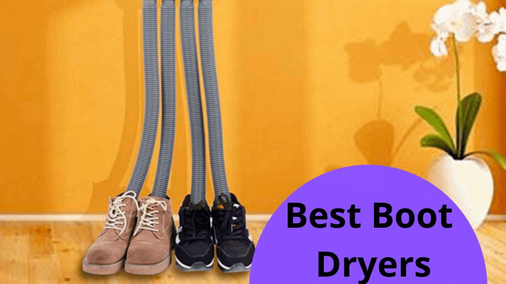 Best Boot Dryers