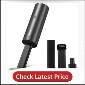 Brigii Mini Vacuum Cleaner,Small Handheld Vacuum Cordless USB Rechargeable